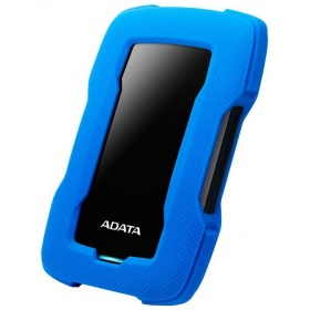 Внешний жесткий диск ADATA AHD330-2TU31-CBL USB3.1 2TB DashDrive HD330 Blue