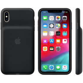 Чехол Apple iPhone XS Max Smart Battery Case (MRXQ2ZM/A) - Black