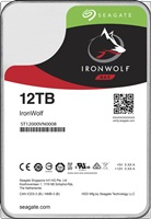 "Жесткий диск HDD 12Tb Seagate IronWolf ST12000VN0008 3.5"""" SATA 6Gb/s 256Mb 7200rpm для NAS"