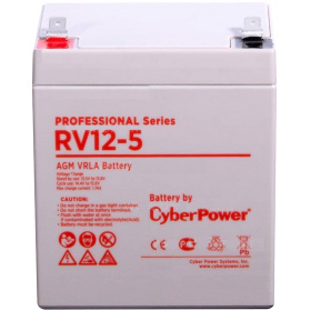 Батарея CyberPower Professional series RV 12-5 / 12V 5.7 Ah