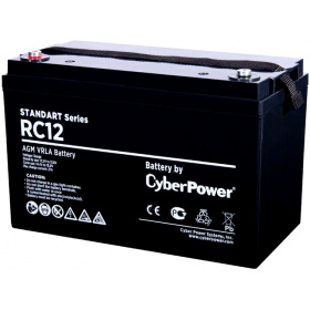 Батарея CyberPower Standart series RC 12-100 / 12V 100 Ah