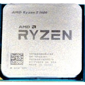 Процессор AMD Socket AM4 Ryzen 5 1600 (YD1600BBM6IAF) (3.20GHz/19Mb) tray