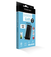 Закаленное защитное стекло 2,5D Lamel MyScreen Glass edge (MD2156TG FCOV BLACK) Black iPhone iPhone 6/6S Plus