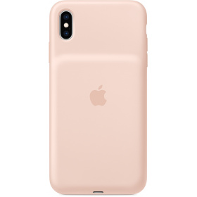 Чехол-аккумулятор Apple iPhone XS Max Smart Battery Case (MVQQ2ZM/A) - Pink Sand
