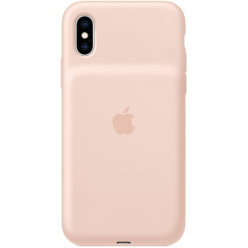 Чехол-аккумулятор Apple iPhone XS Smart Battery Case (MVQP2ZM/A) - Pink Sand