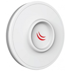 Точка доступа MikroTik RBDISC-5ND DISC Lite5 with 21dBi 5GHz antenna, Dual Chain 802.11an wireless, 600MHz CPU, 64MB RAM, 1 x LAN, PoE, PSU, pole mount, RouterOS L3