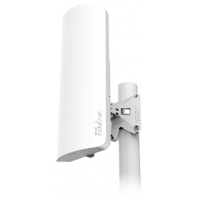 Точка доступа MikroTik RB921GS-5HPACD-15S mANTBox 15s with 15dBi 5GHz 120 degree sector antenna, Dual Chain 802.11ac wireless, 720MHz CPU, 128MB RAM, 1xGbit LAN, 1xSFP, PoE, PSU, mounting kit, RouterOS L4)