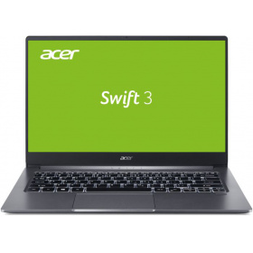 Ноутбук Acer Swift 3 SF314-57-374R (NX.HJFER.006) 14.0'' FHD(1920x1080) IPS/ Intel Core i3-1005G1 1.20GHz Dual/ 8GB/ 256GB SSD/Integrated/ noDVD/ WiFi/ BT5.0/1.0MP/ SD/ Fingerprint/3cell/ 1.20kg/ Linux/ 1Y/IRON