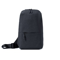 Рюкзак Xiaomi Mi City Sling Bag (X15938) Dark Grey