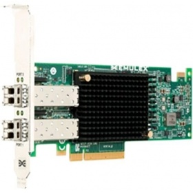 Контроллер DELL 403-BBMF Controller HBA FC Emulex LPe31002-M6-D Dual Port, 16Gb Fibre Channel, Full Height