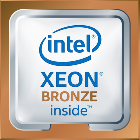 Процессор DELL 338-BVKYT Intel Xeon Bronze 3206R 1.9GHz, 8C, 11MB, 9.6GT/s, 85 W, DDR4-2133 - Kit