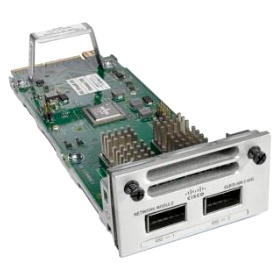 Модуль Cisco C9300-NM-2Q= Catalyst 9300 2 x 40GE Network Module, spare