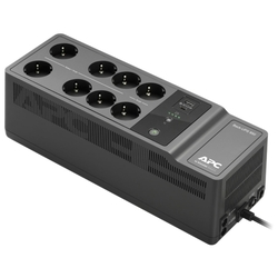 ИБП APC Back-UPS ES BE850G2-RS 850VA/520W, 230V, AVR, 8 Rus outlets (2 Surge & 6 batt.), USB, USB charge(type A, type C), Data/DSL protection, 2 year warranty