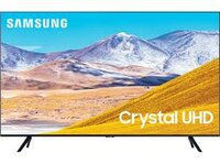 "Жидкокристаллический телевизор 65"" Samsung UE65TU8000UXRU, Ultra HD, Smart TV, Wi-Fi, PQI 2100, DVB-T2/C/S, Bluetooth, 20W, CI+(1.4), 3HDMI, black"