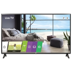 "Жидкокристаллический телевизор LG 49LT340C LED Commercial TV 49"", FHD, LED (Direct), 400 cd/m2, DVB-T2/C/S2, Welcome Screen/Video, SNMP, Hotel Mode, USB Auto Playback+, RS232, Wake on LAN, Audio Output 10W+10W, VESA 300x300mm, Weight (with stand, Kg) 11.4, WxHxD (with stand, mm) 1110x650x72, Ceramic Black"
