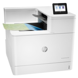 Принтер HP Color LaserJet Enterprise M856dn (T3U51A) A3, 1200dpi,ImageREt4800, 56(56) ppm, 1,5 GB, 16GB EMMC, Duplex, 2trays 550+100, 1y warr, cart. B 16K & CMY 13K pages in box
