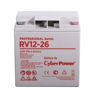 Батарея CyberPower Professional series RV12-26 / 12V 26 Ah