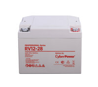 Батарея CyberPower Professional series RV12-28 / 12V 28 Ah