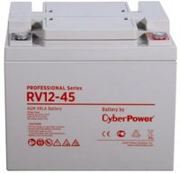 Батарея CyberPower Professional series RV12-45 / 12V 45 Ah