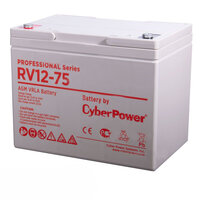 Батарея CyberPower Professional series RV12-75 / 12V 75 Ah