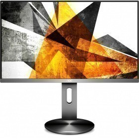 "Монитор 27"" AOC Q2790PQE 2560x1440 60hz IPS WLED 16:9 5ms 100M:1 1000:1 D-Sub 2*HDMI DP 2*USB 3.0 178/178 350cd HAS Pivot Sviwel Tilt Black"