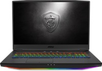 "Ноутбук MSI GT76 Titan DT 10SFS-024RU (9S7-17H312-024) 17.3""(1920x1080 (матовый, 300Hz) IPS)/ Intel Core i7 10700K(3.8Ghz)/ 32768Mb/ 1000+1024PCISSDGb/noDVD/ Ext:nVidia GeForce RTX2070(8192Mb)/Cam/ BT/ WiFi/war 2y/ 4.5kg/ Grey/ Black/W10"