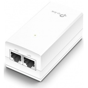 Адаптер TP-Link TL-POE2412G 24V Passive POE adapter, maximum 12W power supply, 2 Giga Ethernet port